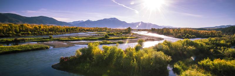 Idaho - Ubicación